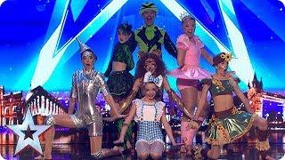 Video The Wonderful Wizards of Oz  | Auditions Week 1 | Britain's Got More Talent 2018 MP3, 3GP, MP4, WEBM, AVI, FLV Juli 2018