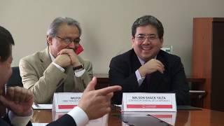 CGR y Proética unen esfuerzos para promover vigilancia ciudadana en la Reconstrucción