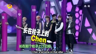 Download Video (ENG Sub) EXO RANKING GAME (Part 2) MP3 3GP MP4