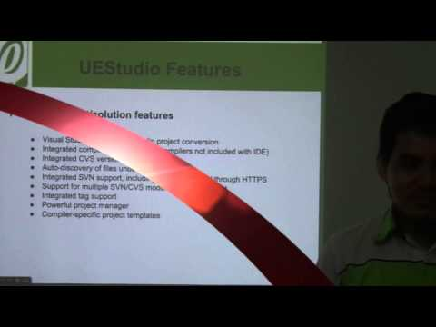 E-SPIN IDM UEStudio Technical Overview