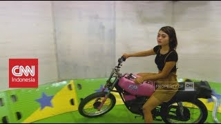 Download Video Bidadari di Dalam Tong Setan Pasar Malam MP3 3GP MP4