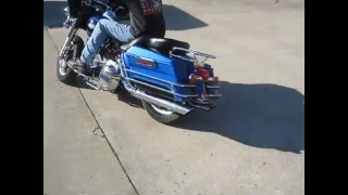9. 2008 HARLEY FLHTC ELECTRA GLIDE CLASSIC $6500 FOR SALE WWW.RACERSEDGE411.COM