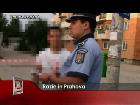 Razie in Prahova