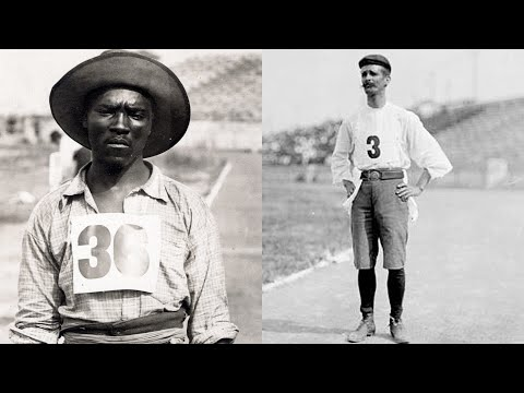 The 1904 Olympics Was Messed Up, This is Why