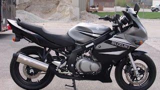 10. 2007 Suzuki GS500F
