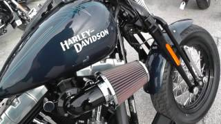 4. 024502 - 2009 Harley Davidson Softail Crossbones FLSTSB - Used motorcycle for sale