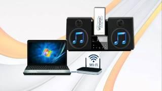 Wireless Media Stick Free YouTube video