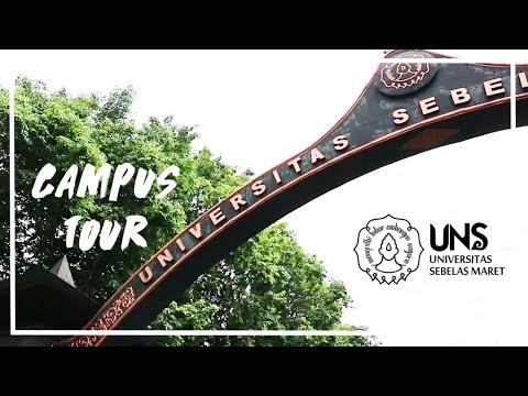 KELILING UNS SOLO HIJAU BANGET (UNIVERSITAS SEBELAS MARET TOUR) - CampusReviewKeke#12