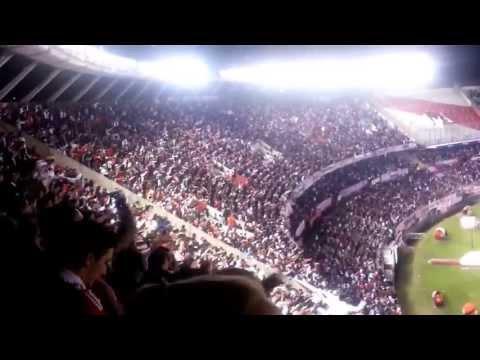Video - Vamos millonario vamos a ganar - Los Borrachos del Tablón - River Plate - Argentina