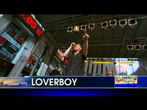 Watch 'June 11, 2011: Loverboy Performs 'Working for the Weekend' on Fox and Friends‬‏ (Video)'