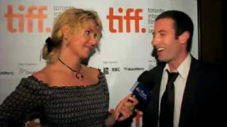 http://www.outtherewithmelissa.com/ - Melissa previews some of the films at TIFF 2009 featuring Canadian homegrown talent such as Don McKellar and Jay Baruch...