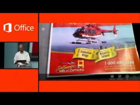 Microsoft Office 2013 Announcement (HD)