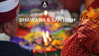 Wedding highlights | Bhawana + Santosh | O ri chiraiyya
