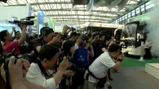 BusWorld Asia 2010, ShangHai 上海
