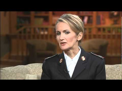 Salvation Army Lt. Col Janet Munn  1/1