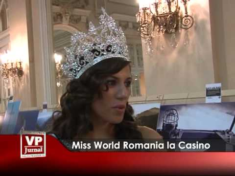 Miss World România la Casino
