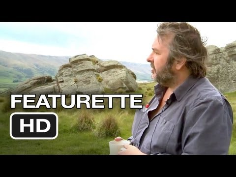 featurette - Subscribe to TRAILERS: http://bit.ly/sxaw6h Subscribe to COMING SOON: http://bit.ly/H2vZUn Like us on FACEBOOK: http://goo.gl/dHs73 The Hobbit: The Desolati...
