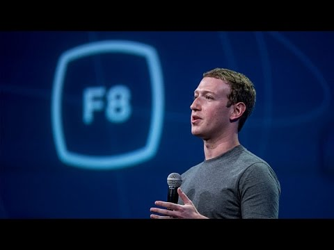 Zuckerberg's Facebook F8 Keynote in T...
