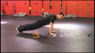 Dennis Angelina - Mobile Plank Exercise