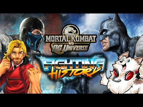 Fighting History: Mortal Kombat Vs. Dc Universe