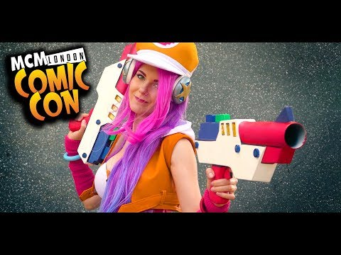 Mcm London Comic Con May 2017 Cosplay Music Video