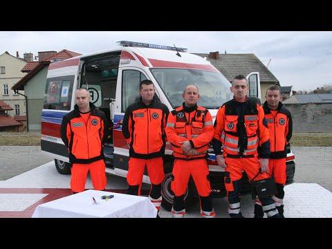Oddano do użytku nowe ambulanse