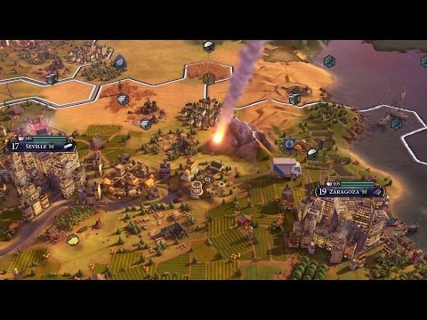 Dropping the Bomb in Civilization 6