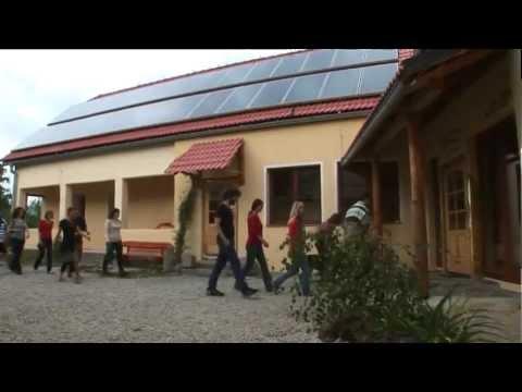 Vzdelávacie centrum Zaježová -- miesto, kde človek vníma srdcom
