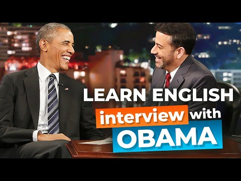 Learn English With Barack Obama