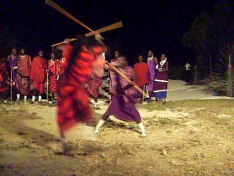 Zanzibar | Massai | Stick Fighting
