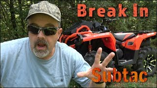 6. Can Am Outlander XMR Break In | First Ride