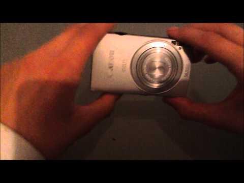 Canon IXUS 240 HS Review