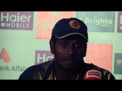 Angelo Mathews - Pure Genius