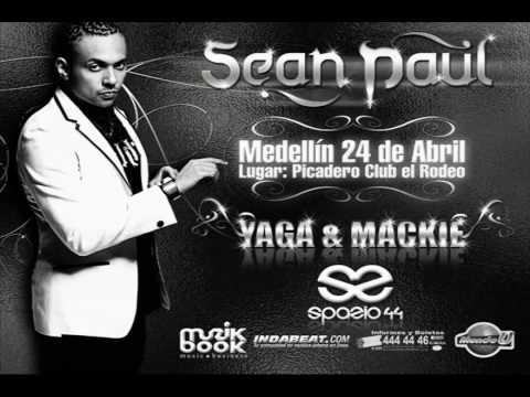 Sean Paul en Medellin (Colombia)