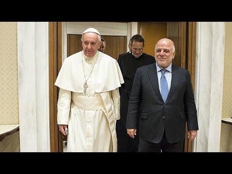 Στο Βατικανό ο πρωθυπουργός του Ιράκ