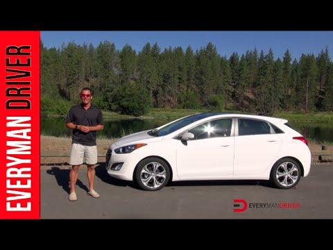 2013 Hyundai Elantra GT | New Car Review | on Everyman Driver