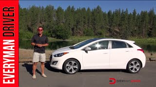 2013 Hyundai Elantra GT DETAILED Review On Everyman Driver