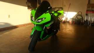 3. My 2012 Kawasaki Ninja ZX6r Review After 1 year