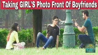 Video Taking GIRL'S Photo In Front Of  Boyfriend| Pranks In India| Epic Reactions| By TCI MP3, 3GP, MP4, WEBM, AVI, FLV Maret 2018