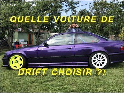 QUELLE VOITURE DE DRIFT CHOISIR ?? [E30,E36,E46,S13...-AVIS/INFOS]