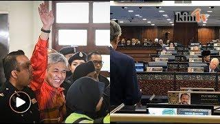 Video Zahid buat mahkamah KL 'panas', Najib tak pandang Dr M – Sekilas Fakta, 19 Okt 2018 MP3, 3GP, MP4, WEBM, AVI, FLV Oktober 2018