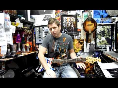 Choosing an Electric Guitar