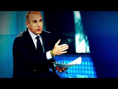 Ronan Farrow book alleges Matt Lauer raped NBC news colleague