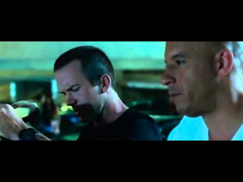 Fast and Furious 7 Cena Tokyo