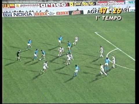 coppa uefa 1988-89: napoli-stoccarda finale - andata!