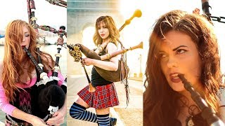 Shipping Up To Boston  Enter Sandman - Bagpipe Cover Goddesses Of Bagpipe