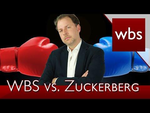 Christian Solmecke verklagt Mark Zuckerberg - Es gibt Neuigkeiten