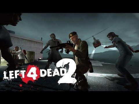Left 4 Dead 2 запись стрима 11.11.14