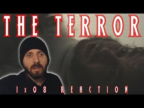 REACTION ► The Terror ► 1x08 - Terror Camp Clear