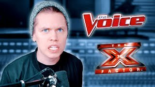 Video Why you shouldn't watch TV talent shows (The Voice, X-Factor, Got Talent, American Idol...) MP3, 3GP, MP4, WEBM, AVI, FLV Juni 2018